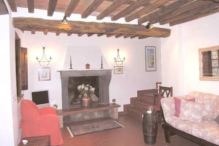 Delightful, restored 18th century rural house - Lucca