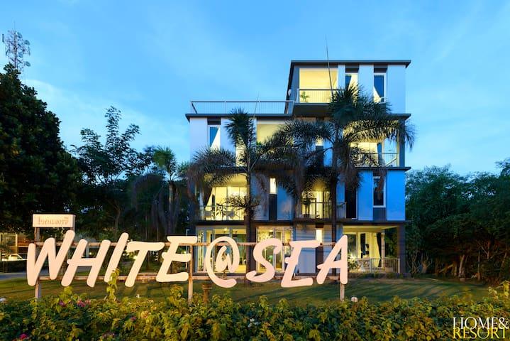 White@sea Resort Hotel - Tambon Phe - Apartment