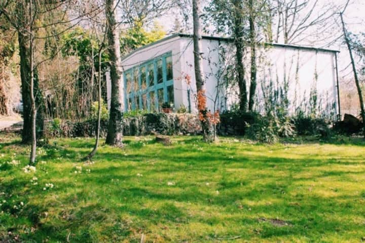 Vegan & Vegetarian Retreat, Wye Valley & FOD