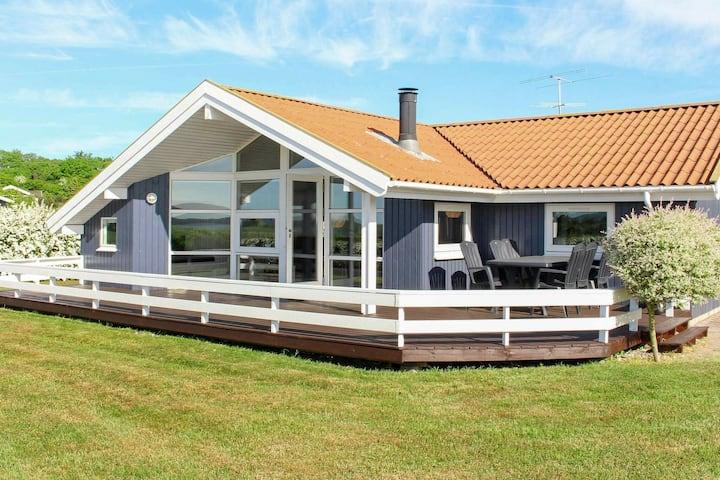 Spacieuse maison de vacances avec sauna à Svendborg