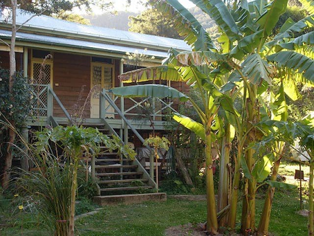 Noosa Forest Retreat; Hinterland Organic Paradise - Kin Kin