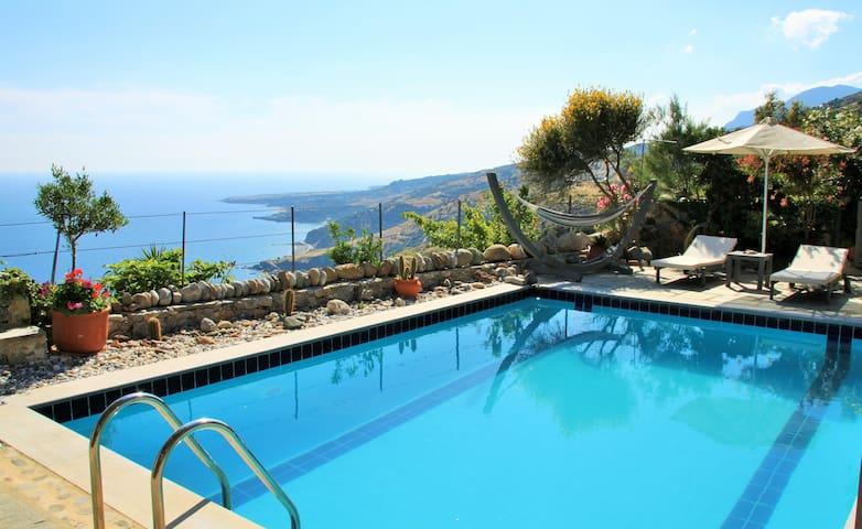 Anemos - 4 Seasons luxury villas ( Stefanos ) - Kato Rodakino - Casa de campo