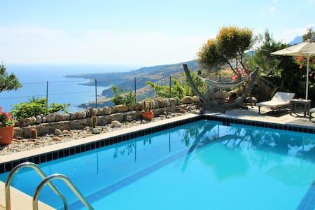 Anemos - 4 Seasons luxury villas ( Stefanos ) - Kato Rodakino