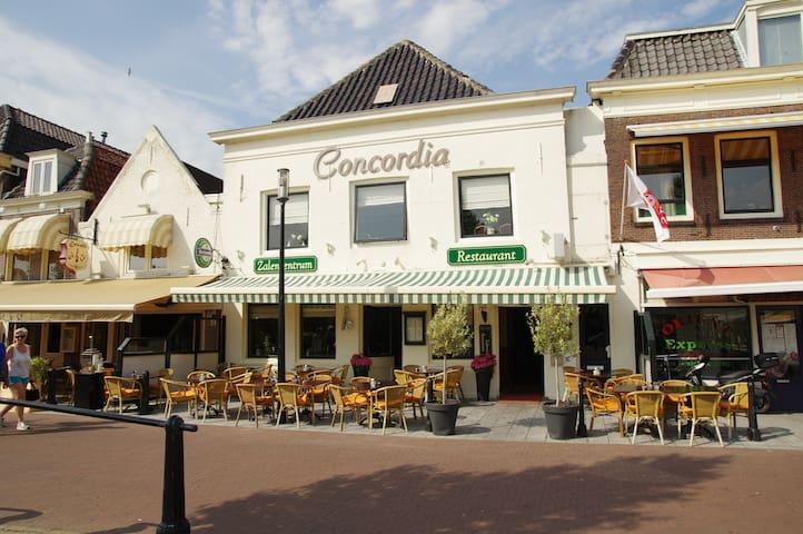 Group accommodation near Amsterdam