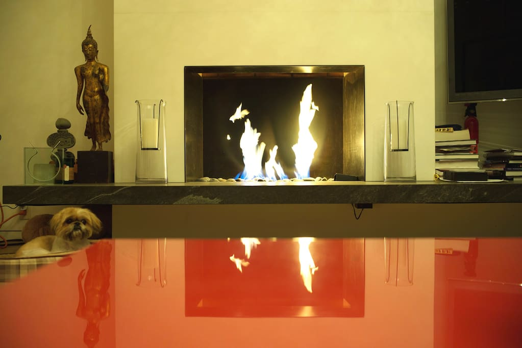 Your own fireplace