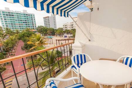 Apartamento Balcones de Costa Azul. - Lakás