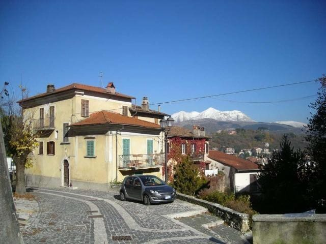 COSY AND LOVELY FLAT IN TAGLIACOZZO!! - Tagliacozzo - Leilighet