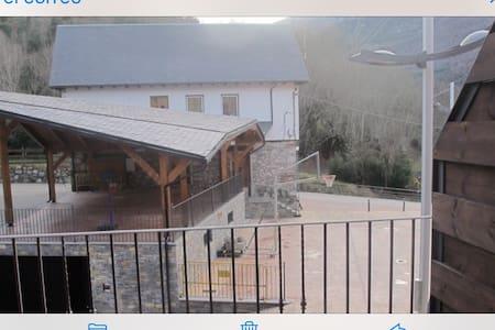 Apartamento en el Pirineo - Villanova