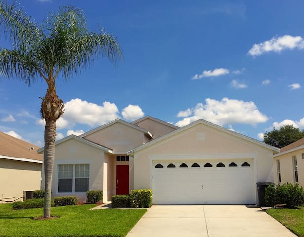 Perfect Location!! SummerSide Palms - Kissimmee - House