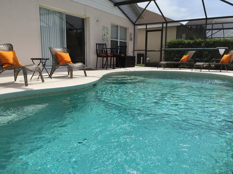 The Pool at Your Vacation Home