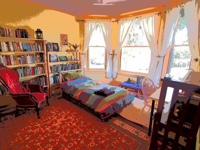 Sunrise  Room near South Berkeley BART (Ashby)
