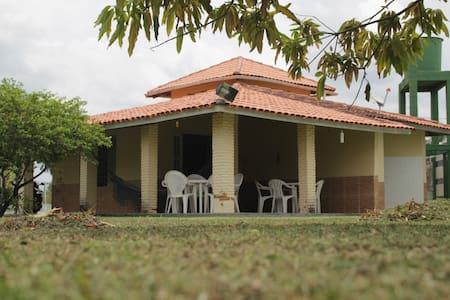 Casa de Praia à Beira-Mar - Itaparica