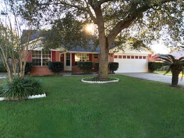 JAN'S FLORIDA DREAM HOUSE