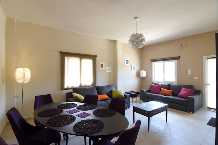 Bel appartement sur jardin Lehfed 80m²