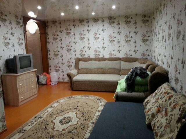 Квартира 1я в горнолыжном центре Шерегеш!