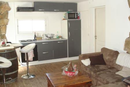 appartement sous villa - Vescovato - Hus
