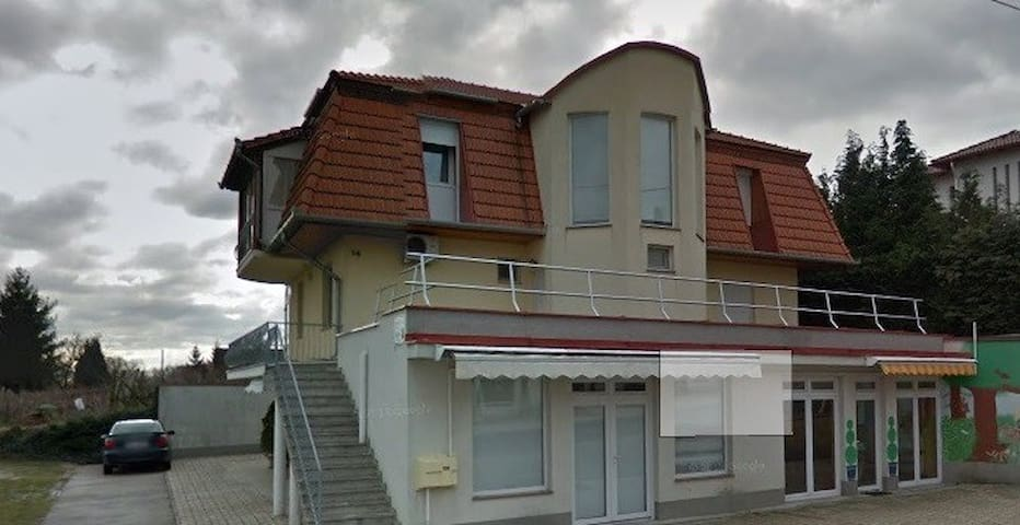 Appartman Unger Panoràma ùt