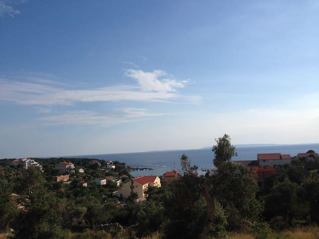 Sea view villa near Novalja - Novalja, Croatia - Villa