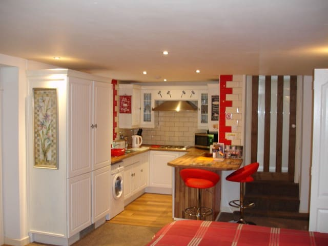 A warm comfortable & homely escape - Hebden Bridge - Pis