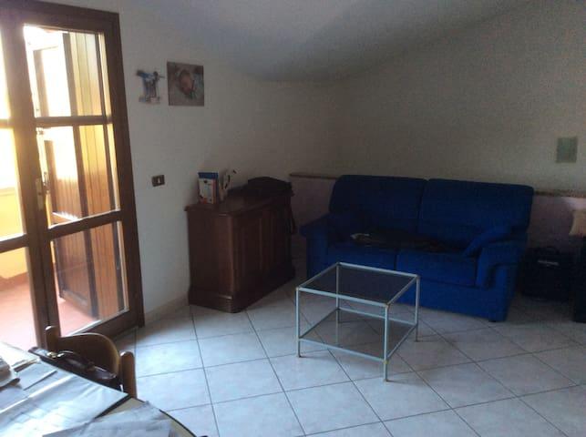 mansarda in campagna - San Tomaso - Huis