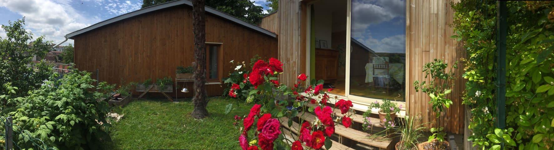 Maison individuelle avec jardin - Auch