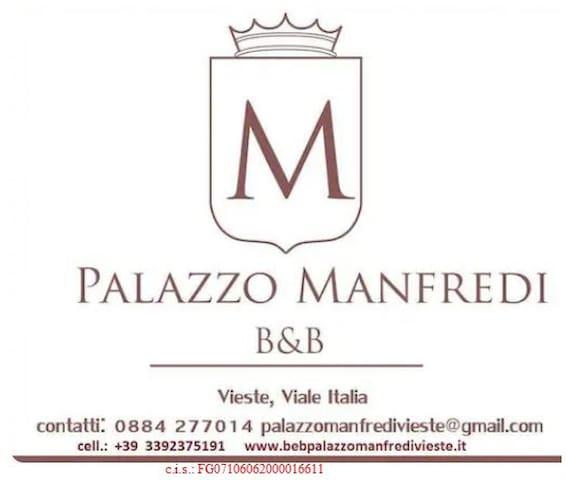 B&B Palazzo Manfredi PUGLIACIS-FG07106062000016611