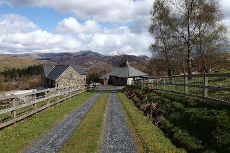 Mountain magic - Beddgelert - House