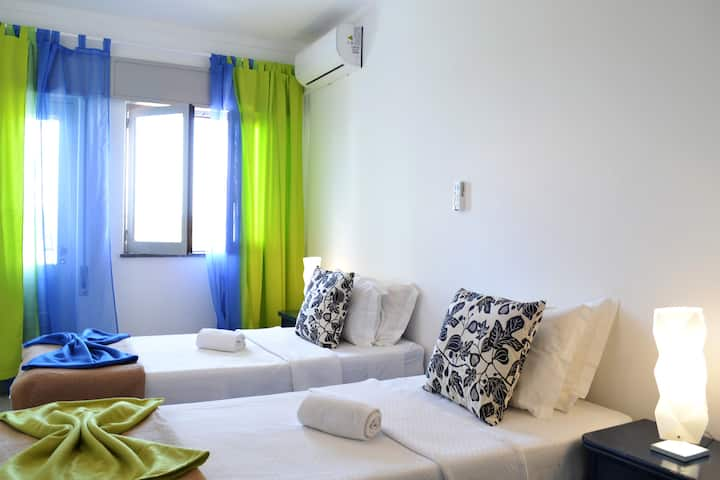 Twin Room - Ria Guest House Alvor