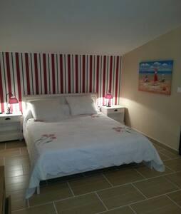 Chambre tout confort en Provence - Orgon