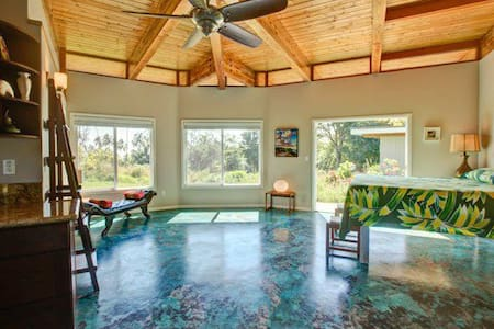Tropical Oceanview Cottage