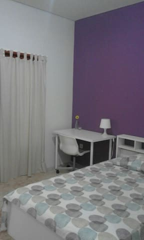 Clean and furnished room near business district
