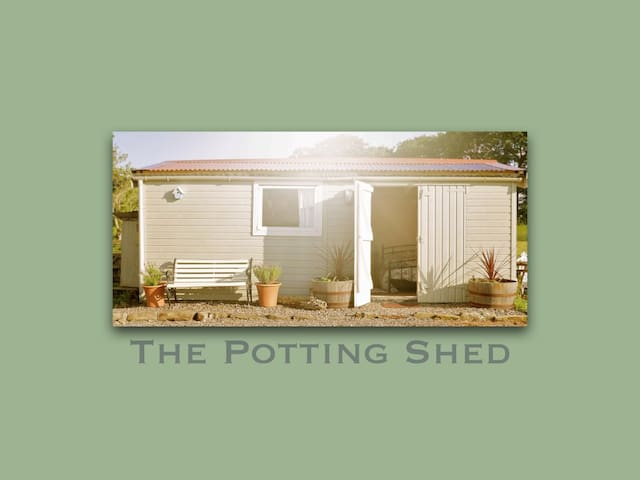 The Potting Shed - Crossford - スイス式シャレー