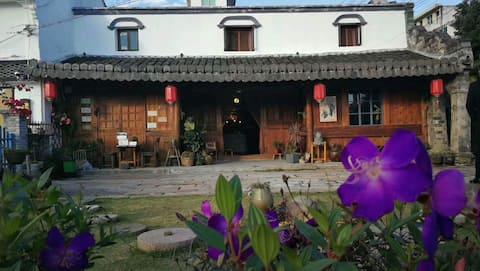 柴房别院 | 苍南县民宿 | 项东村 | 独栋带庭院早餐 | 双层前后庭近700平