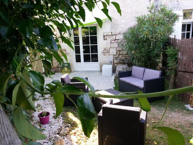 Gite du Chail - Soulignonne - Haus