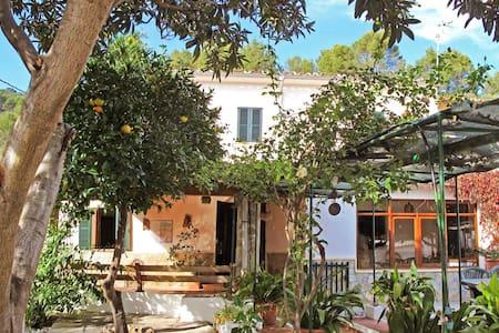 Casa a pie de montaña Serra Tramuntana - Mancor de la Vall