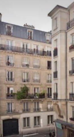 A cosy 2 pièces  à Paris Centre