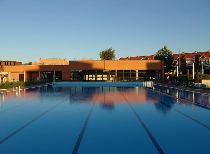 Apartamento Golf Rioja Alta
