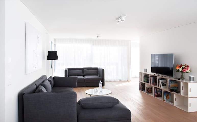 very stylish apartment in the heart of Zurich - Zurych - Apartament