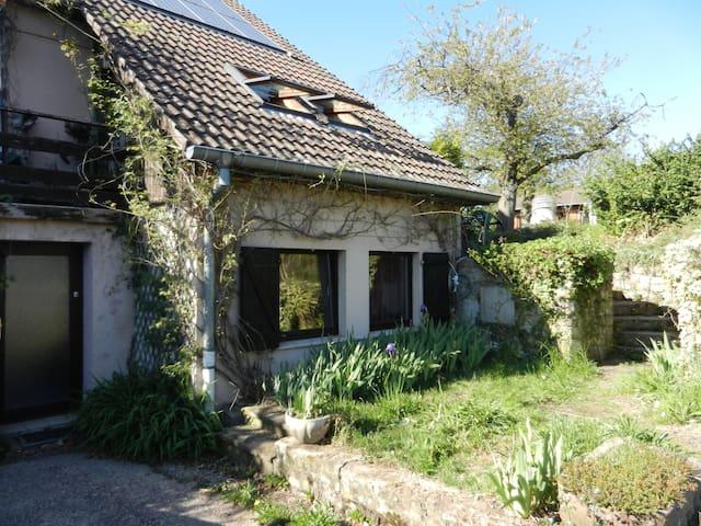 Gîte Mirabelle - Abreschviller - House