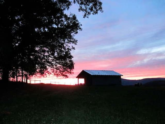 Windymile Cabin - for rent in Lexington VA