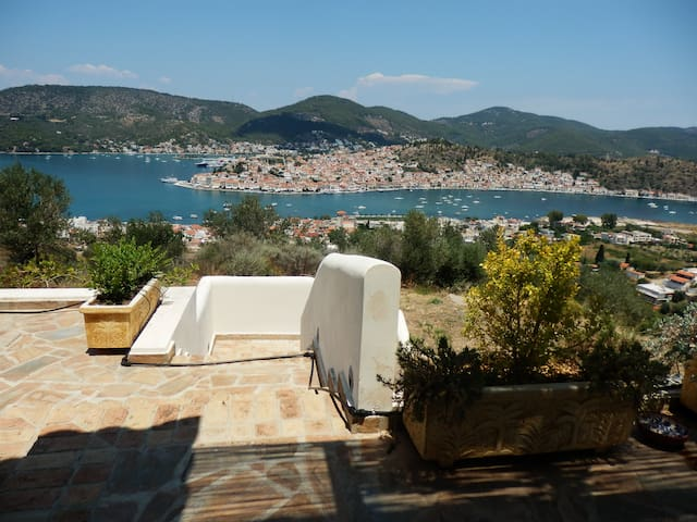 Amazing Poros View Apartment - Poros - Casa