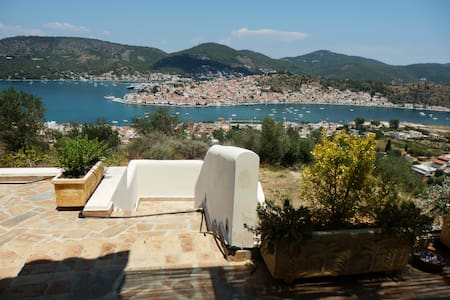 Amazing Poros View Apartment - Poros