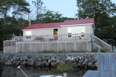 Cottage at Porter's Lake