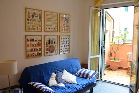 Charming apartment on the sea side - Apartmen