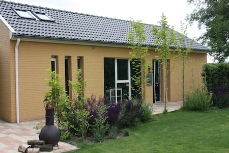Guesthouse and wellness center in beautiful garden - Leende - House - 2