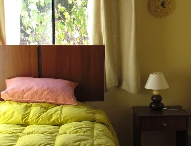Habitacion Sencilla en Parcela - Temuco