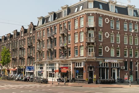 Modern apartment in heart of A'dam