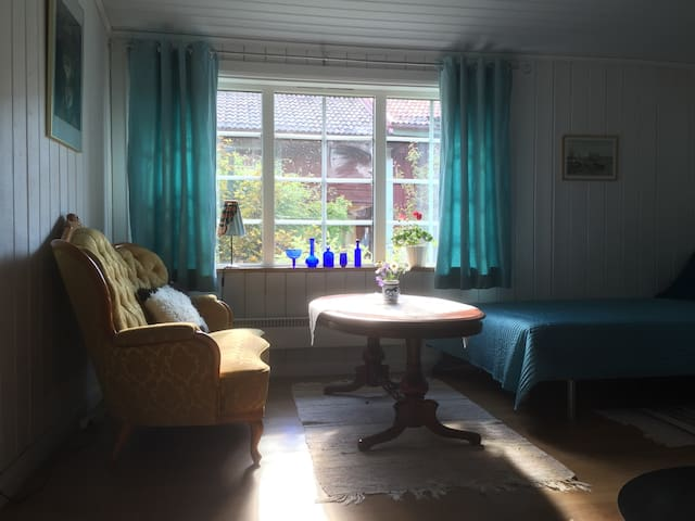 Accommodation near  Siljan and center of Leksand. - Leksand - Daire