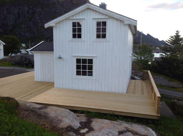 Å i Lofoten - Å - House