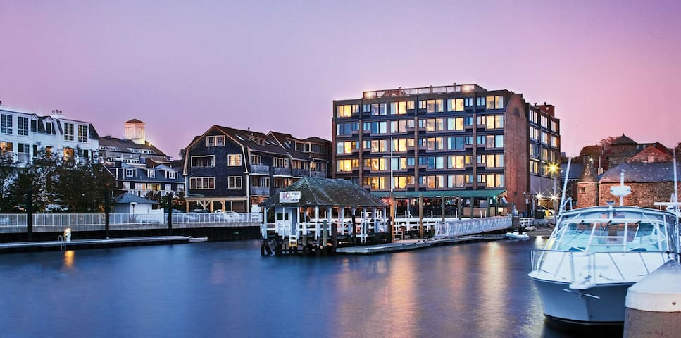 Wyndham Inn on Harbor - Newport - Condominium